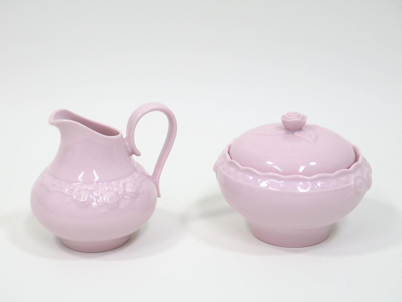 21 teiliges porcelaine rose drache kaffeeservice service von hutschenreuther ebay. Black Bedroom Furniture Sets. Home Design Ideas
